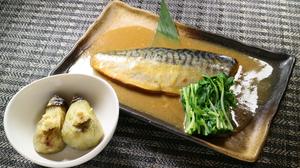 サバの味噌煮と焼き茄子.jpg