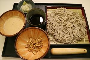 胡麻・胡桃せいろ蕎麦.JPG